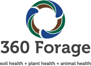 360 Forage Logo