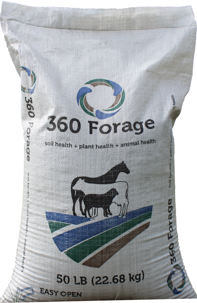 360 Forage Packaging